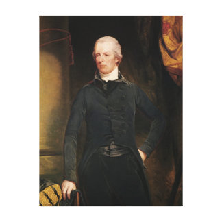 William Pitt the Younger Canvas Print