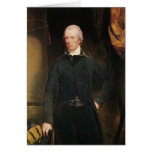 William Pitt the Younger Greeting Card