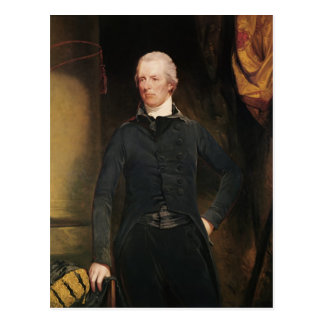 William Pitt the Younger Postcard