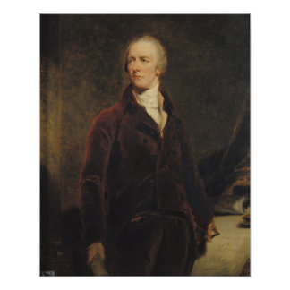 William Pitt the Younger Poster