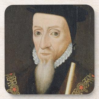 William Powlett (1475-1572) 1st Marquess of Winche Drink Coaster