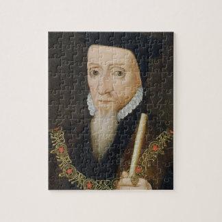 William Powlett (1475-1572) 1st Marquess of Winche Jigsaw Puzzle