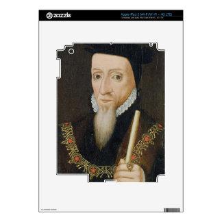 William Powlett (1475-1572) 1st Marquess of Winche Skins For iPad 3