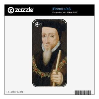 William Powlett (1475-1572) 1st Marquess of Winche Skins For iPhone 4