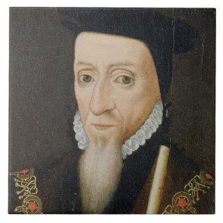 William Powlett (1475-1572) 1st Marquess of Winche Tile