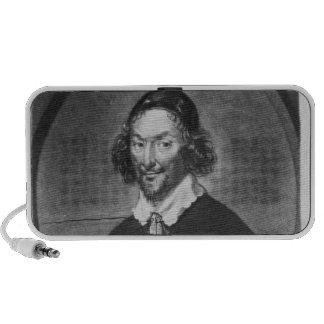William Prynne  illustration iPod Speakers