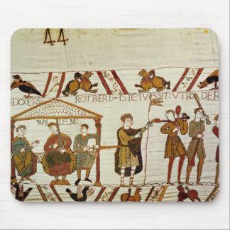 William, Robert de Mortain and Bishop Odo Mouse Pad