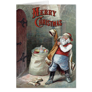 William Roger Snow  - The Night Before Christmas Card