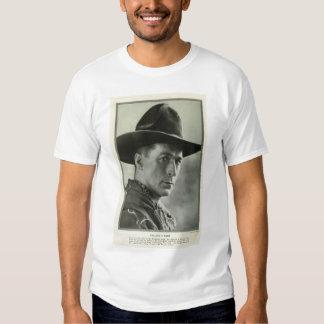 William S. Hart vintage portrait T-shirt
