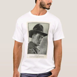 William S. Hart vintage portrait T-shirt