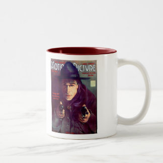 William S. Hart Western Mug