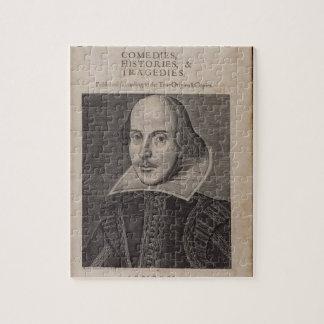 William Shakespeare 1623 Puzzle