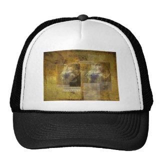 WILLIAM SHAKESPEARE art Mesh Hats