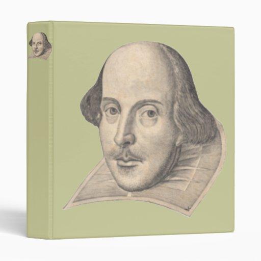 William Shakespeare Avery Binder