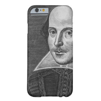 William Shakespeare Barely There iPhone 6 Case