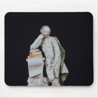William Shakespeare, based on the monument Mouse Pad