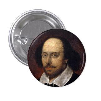 William Shakespeare Pin