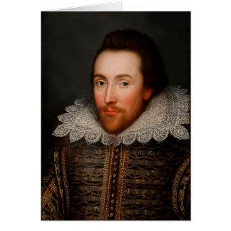 William Shakespeare Card