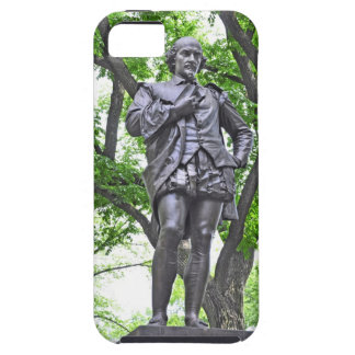 William Shakespeare - Central Park iPhone 5 Case