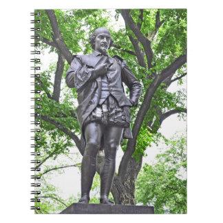 William Shakespeare - Central Park Libros De Apuntes