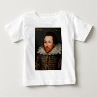 William Shakespeare Cobbe Portrait Baby T-Shirt