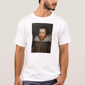 William Shakespeare Cobbe Portrait  circa 1610 T-Shirt