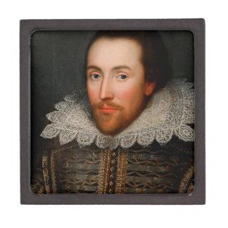 William Shakespeare Cobbe Portrait Jewelry Box