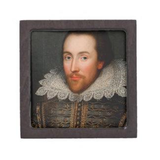 William Shakespeare Cobbe Portrait Keepsake Box