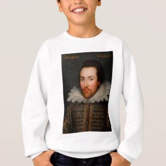 William Shakespeare Cobbe Portrait Sweatshirt