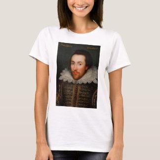 William Shakespeare Cobbe Portrait T-Shirt