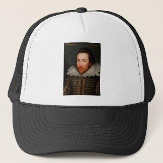 William Shakespeare Cobbe Portrait Trucker Hat