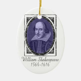 William Shakespeare Adornos De Navidad