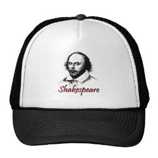 William Shakespeare Etching Trucker Hat