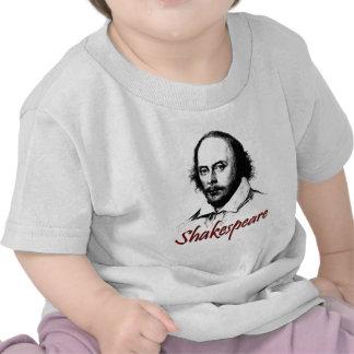 William Shakespeare Etching T Shirt