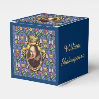 William Shakespeare Favor Box