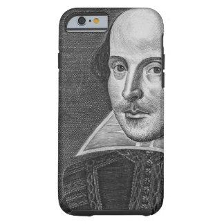 William Shakespeare Funda Para iPhone 6 Tough