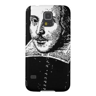 William Shakespeare hace frente Carcasa Para Galaxy S5
