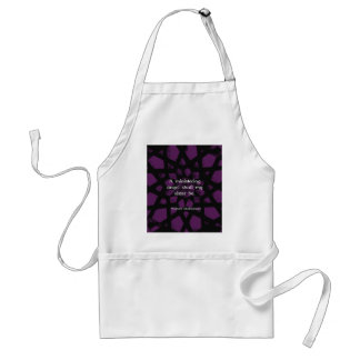 William Shakespeare Inspirational Sister Quote Adult Apron