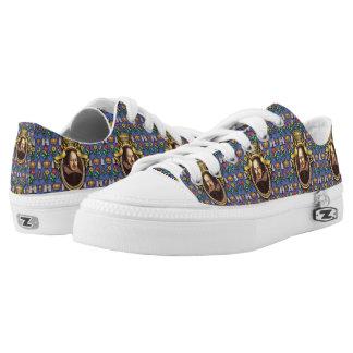 William Shakespeare Low-Top Sneakers