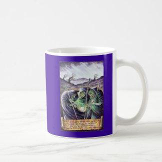 William Shakespeare Macbeth Witches Mug