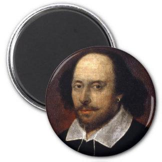 William Shakespeare Magnet