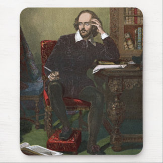 William Shakespeare Mouse Pad