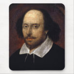 William Shakespeare Mouse Pads