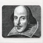 William Shakespeare Mousepad Alfombrilla De Raton