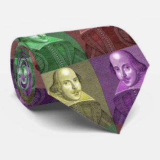 William Shakespeare Neck Tie