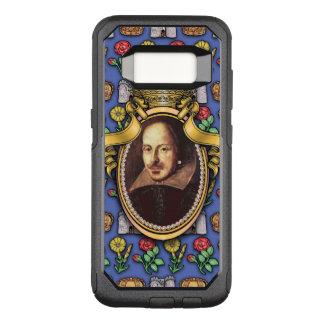 William Shakespeare OtterBox Commuter Samsung Galaxy S8 Case