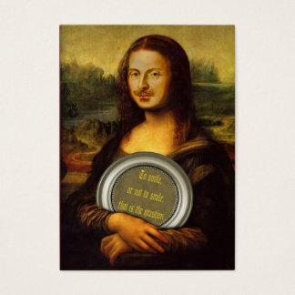 William Shakespeare Parody Business Card
