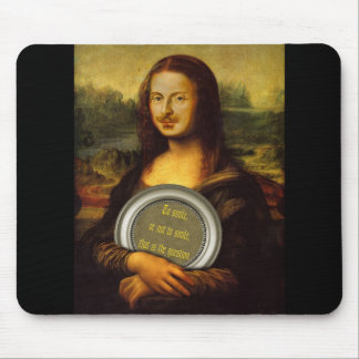 William Shakespeare Parody Mouse Pads