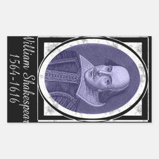 William Shakespeare Rectangular Altavoz