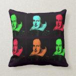 William Shakespeare Pillows